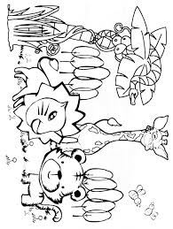 free printable jungle coloring pages vidopedia com