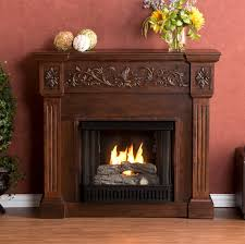 Corner Electric Fireplace Gel Fueled Fireplaces Interior Design