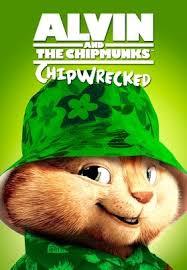 alvin chipmunks chipwrecked salsa night