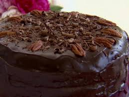 german chocolate cake with coconut pecan filling recipe paula