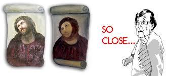 Potato Jesus Meme - so close potato jesus know your meme