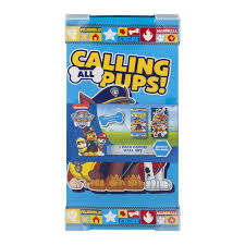 nickelodeon paw patrol calling pups canvas wall art 2 pk