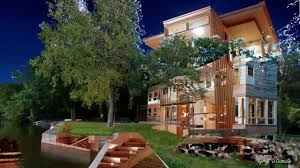 Shipping Container Homes by Most Beautiful Houses Made From Shipping Containers Youtube