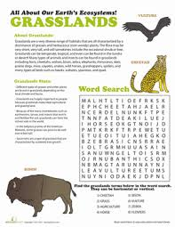 ecosystems of the world 4th grade worksheets education com