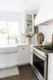 what is the best thing to clean kitchen cabinets with how to clean a white apron front farmhouse sink so much