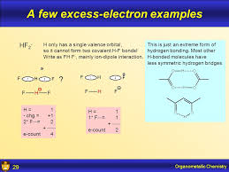 Electron Counting Organometallic Compounds Exles Electron Counting Understanding Structure And Reactivity Ppt