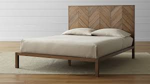 Pictures Of Beds Home Furniture Bedroom Beds Reclaimed Teak Bed - Brilliant crate and barrel bedroom furniture home