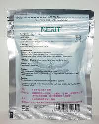Jamu Pelangsing Merit jamu merit herbal slimming pills 10 x 30 pills food suplemen