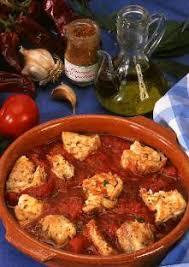 cuisiner de la lotte lotte aux tomates et aux piments