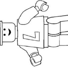 lego man coloring free printable coloring pages coloring