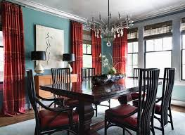appropriate size for dining room chandelier with square black wood