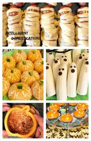 seven super easy halloween party food ideas intelligent
