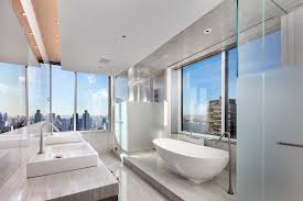bathroom design nyc gorgeous modern apartment above the york city architecture beast