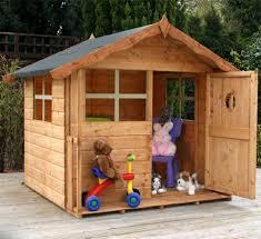 Wooden Backyard Playhouse Kids Outdoor Wooden Playhouse Ideas Loccie Better Homes Gardens