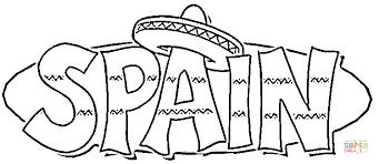 download spain coloring page bestcameronhighlandsapartment com