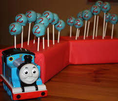 walmart thomas the train cake and there you go the boys