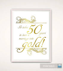 50th anniversary gift ideas for parents 50th anniversary gifts for parents 50th anniversary print