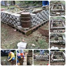real backyard fire pit idea stunning diy pits you can build easily