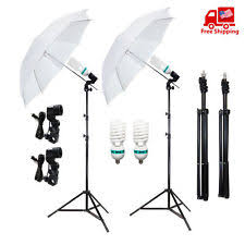 Photography Lighting Kit Photography Lighting Kit Ebay