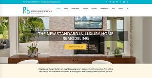 Award Winning Interior Design Websites by Fort Myers Fl Progressive Builders Becomes Progressive Design Build