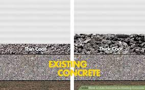 How Much To Concrete Backyard The Best Way To Add Concrete To Existing Concrete Wikihow