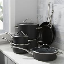 calphalon contemporary non stick 12 piece cookware set with