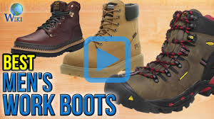 Are Logger Boots Comfortable Top 10 Men U0027s Work Boots Of 2017 Video Review