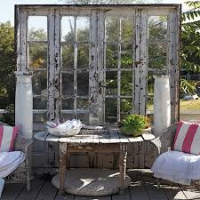 Repurpose Upcycle - ideas and ways to repurpose upcycle recycle use old doors outdoor