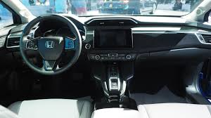 honda clarity electric to be offered as lease only in just