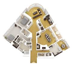 Luxury Apartment Floor Plan by Elegant Apartment Floor Plans 2401 Pennsylvania Ave Residences