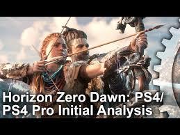 horizon zero dawn 4k 8k wallpapers horizon zero dawn the making of ps4 pro u0027s best 4k game