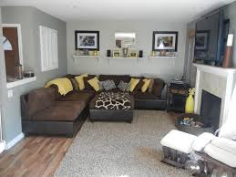 Sofa Living Room Modern Livingroom Living Room Yellow And Gray Decorating Modern Ideas