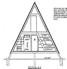 free a frame house plans 28 images free a frame house plan