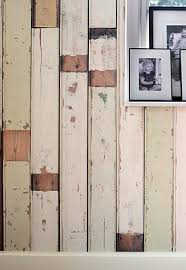piet boon washable scrapwood wallpapers in london