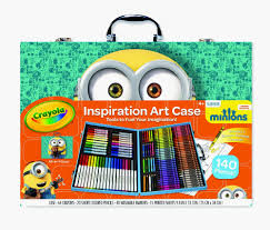 Malette Coloriage Crayola Of Crayola Malette D Inspiration Minions