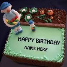 write name on superman birthday cake for boys happy birthday
