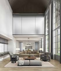 hauteur plafond chambre 26 idées pour aménager et décorer votre salon idée décoration