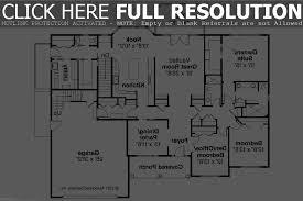 best ranch floor plans split bedroom ranch house plans mattress fine floor for small