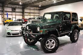 jeep rubicon 2000 davis autosports 2000 jeep wrangler 64k for sale