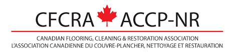 cfcra canadian flooring cleaning restoration association
