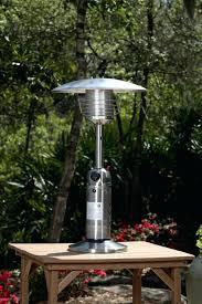tabletop patio heater reviews fire sense 60262 propane tabletop patio heater stainless steel