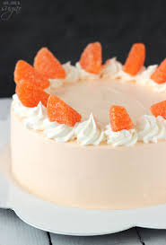 orange creamsicle ice cream cake life love and sugar