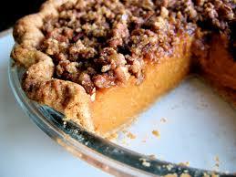 pappadeaux s sweet potato pecan pie with bourbon sauce recipe