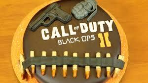 black ops 2 cake nerdy nummies youtube