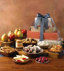 david s deluxe gift tower gourmet food gifts harry david