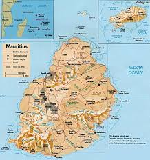 Map Of Mali Africa by Map Of Mauritius Islands Travel