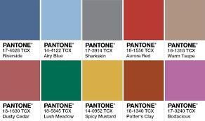 28 fall 2017 pantone colors pantone farbpalette pantone colors 2017 polski trend