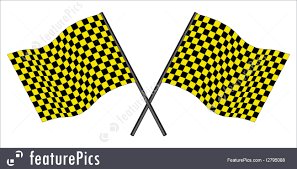 Checkered Flag Eps Flags Checkered Flags Stock Illustration I2795088 At Featurepics