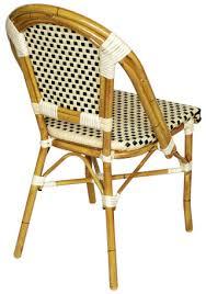 bamboo chair aluminum bamboo patio chair restaurant furniture supply