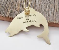 father u0027s day ornament loss of father ornament fathers day fish